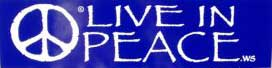 Live-in-peace